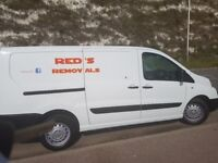 Reds Removals and carpet cleaning