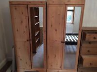 """House Furniture Clarence Wardrobe Bookshelf Chest Of Draw And More"". From Free To £20"