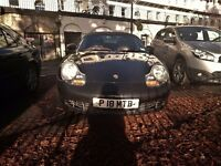 Porsche Boxster S 3.2L Convertible Black