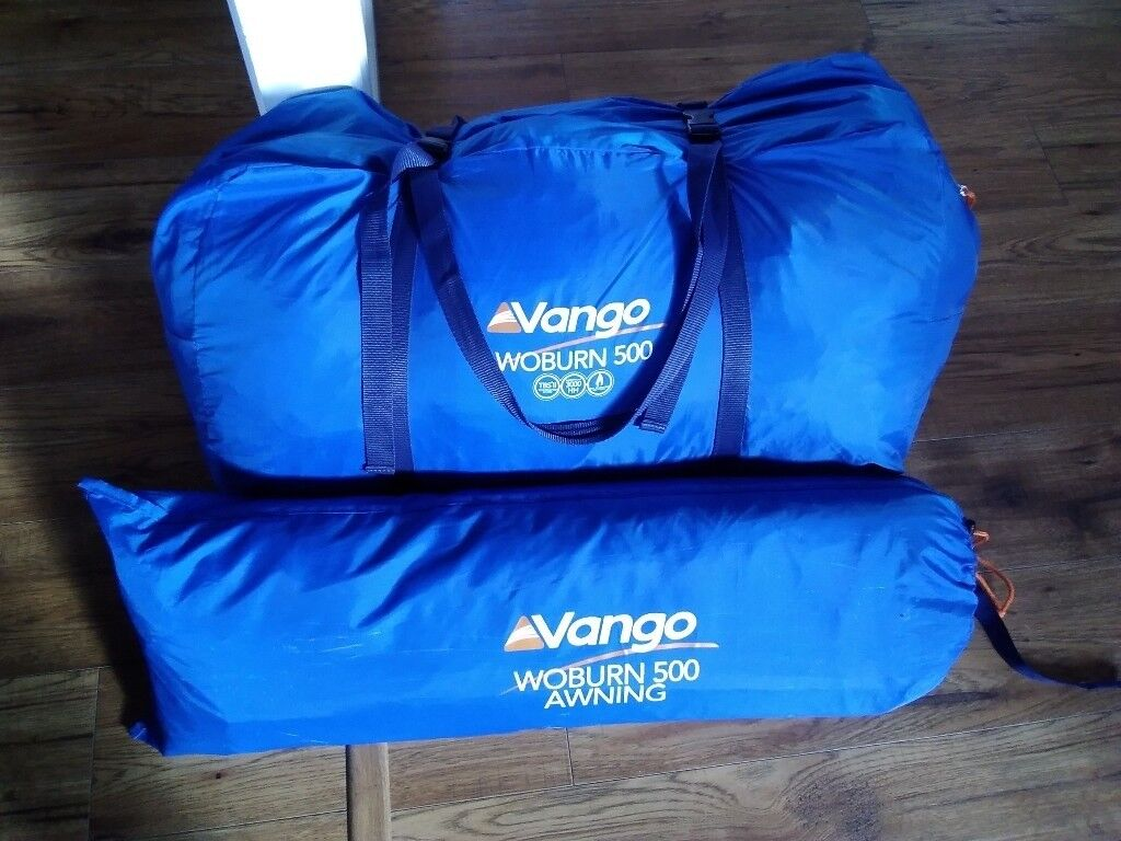 pretty nice 8cd1a 82305 Vango Woburn tent and awning   in Dingwall, Highland   Gumtree