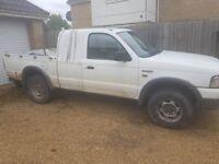 Ford, RANGER SUPER CAB, Pick Up, 2003, 2499 (cc)