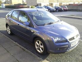 Ford Focus 1.6 Zetec Automatic