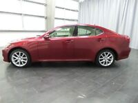 2011 Lexus IS 250 AWD Leather and Moonroof Package