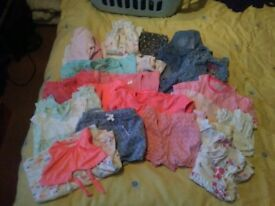 6-9 months baby girl clothes