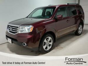 2013 Honda Pilot EX-L - Htd Leather | Local vehicle | Nice!