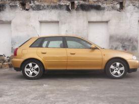 Audi a3 1.8t quattro anti lag