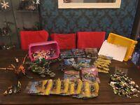 Lego job lot poly bags/retro/figures/pieces