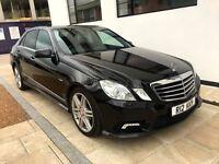 2010 │ Mercedes 2.1 E250 CDI BlueEFFICIENCY Sport Auto │Sat Nav │ Leather │ PCO Licence 4 Uber