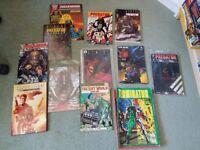Aliens/Predator/Judge Dredd/ Batman/ Firefly Comics and Graphic Novels