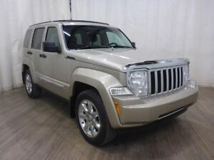 2011 Jeep Liberty Limited Edition w/ Convertible Roll Top