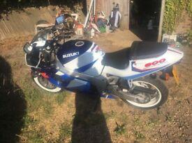 Suzuki GSXR 600 for Sale