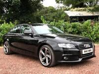 2010 Audi A4 Tdi SE 111k *FINANCE* Full history (Jetta,Passat,exeo,accord,golf tdi,m3)