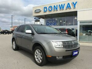 2008 Lincoln MKX AWD|LEATHER|NAVIGATION|REMOTESTART|