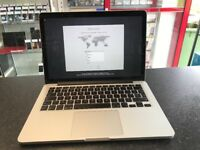 "MacBook Pro 2014 13"" Retina Display Intel Core i5 8GB RAM 128GB SSD"