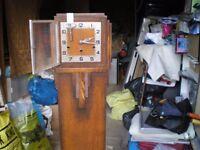 Grandfather clock £150