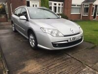 Renault Laguna 1.5 dCi Dynamique 5dr£2,985 p/x welcome FREE WARRANTY. NEW MOT