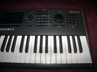 Kurzweil PC3 K6 , 61 Keyboard Production Station with Kore 64 and Ribbon Controller / Never Used !