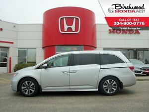 2014 Honda Odyssey Touring Navigation & DVD