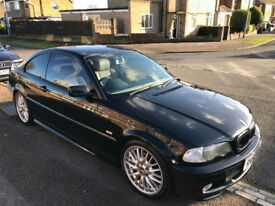 Good value for the money!!!BMW 3 SERIES 2.2 320CI SPORT 2 DR