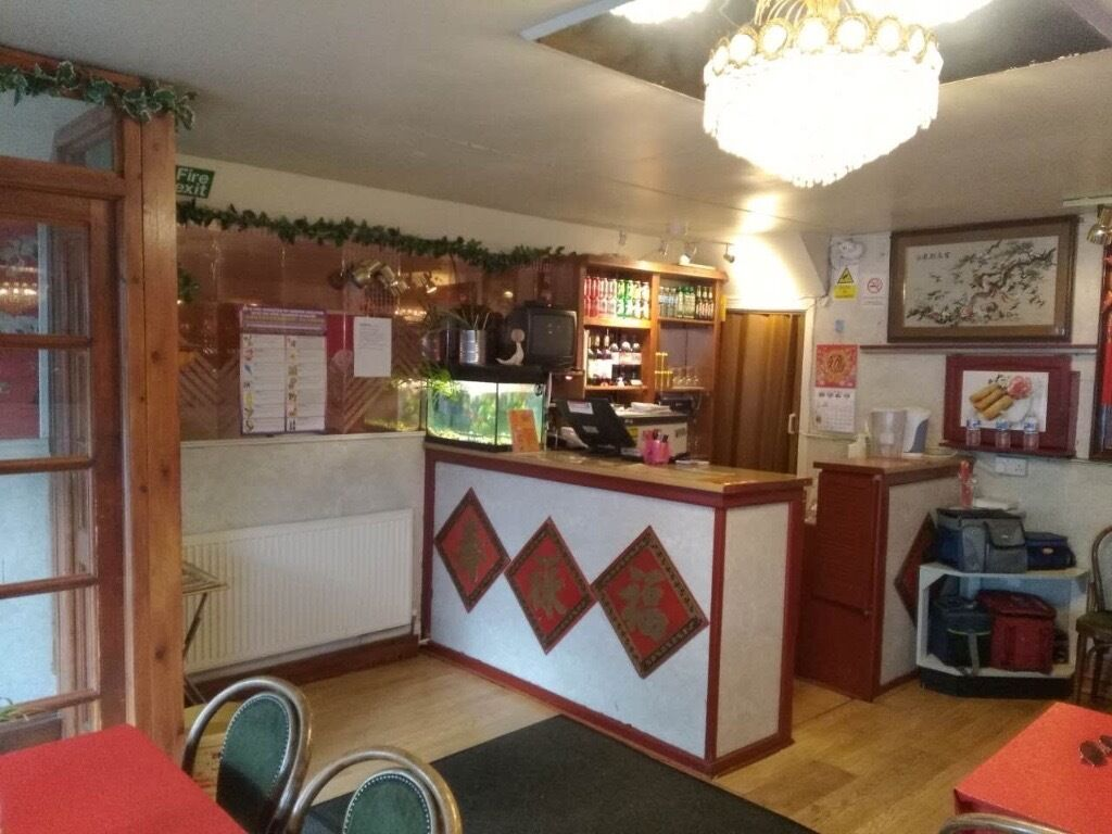 Hendon colindale a small chinese restaurant cafe for sale
