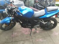 Daelim VJ 125 Roadwin for sale full injection