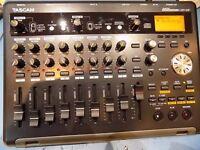 Tascam DP-03 8 Track Recorder with CD Burner