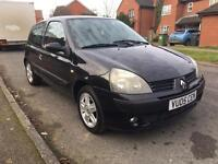 IDEAL FIRST CAR Renault Clio 1.2 16v Extreme 3dr 2005