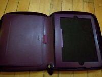 Pennybridge A5 iPad purple Filofax