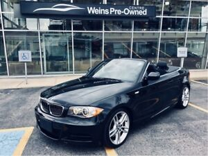 2011 BMW 1 Series 135i M SPORT LOW KM'S ACCIDENT FREE