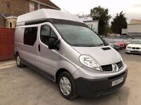 Renault Trafic 2.0 dCi LH29 Phase 3 High Roof Van 3dr (EU 5)(Nav)£5,995 p/x welcome
