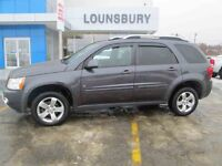 2007 PONTIAC Torrent AWD- ALL WHEEL DRIVE! LEATHER! SUNROOF!