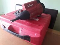 2 x Hilti GX 100 nail guns plus one case