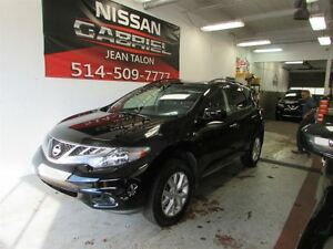 2012 Nissan Murano LE AWD ONE OWNER/NEVER ACCIDENTED/AWD/SUNROOF