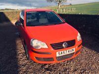Volkswagen, VW, POLO, Hatchback, 2007, Manual, 1198 (cc), 3 doors