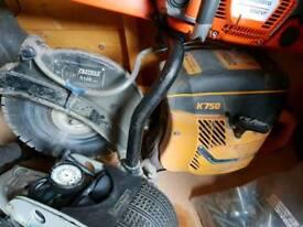 Partner stone cutting saw