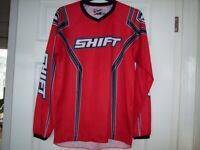 Honda Red Shift Motocross Jersey Kids XL