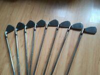 Mens RH Ram Concept X Full Set Golf Clubs, Bag & Accessories