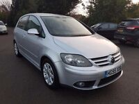Volkswagen Golf Plus 2.0 TDI PD GT 5dr £2995 ono