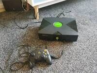 Xbox games console