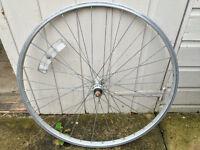 26 inch Front MTB Wheel Rigida Safety Line