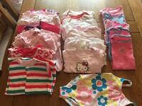 3-6 month baby girl clothes-great condition!