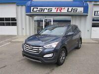 2013 Hyundai Santa Fe AWD 4 CYL (NO PST) ONLY 21K!
