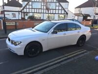 BMW 730i SE Petrol £2800 BARGAIN