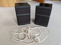 Wharfedale Diamond IV 100w bookshelf speakers