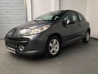 2008 PEUGEOT 207 1.4 SPORT 3dr *** FULL YEARS MOT ***