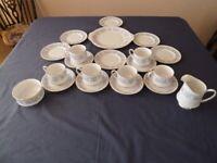 Royal Standard Bone China Tea Set