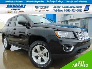 2014 Jeep Compass Limited AWD *Leather *Roof *XM *Alloys *Clean