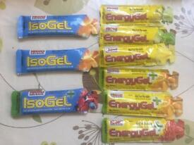 9x High5 energy gels - out of date