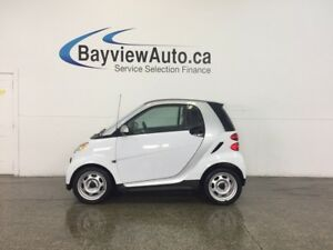 2013 Smart Fortwo Pure - KEYLESS ENTRY! A/C! BLUETOOTH! LOW KM!