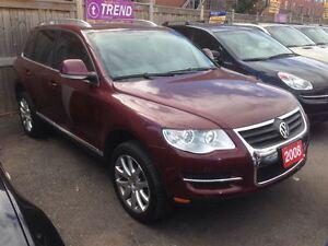 Used 2008 Volkswagen Touareg